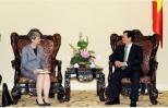 Thủ tướng Nguyễn Tấn Dũng tiếp Đại sứ Đức