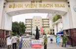 Hưng Yên đã rà soát được 95% số người khám, chữa bệnh tại Bệnh viện Bạch Mai