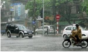Đông Bắc và vùng ven biển Bắc bộ tiếp tục có mưa vừa đến mưa to