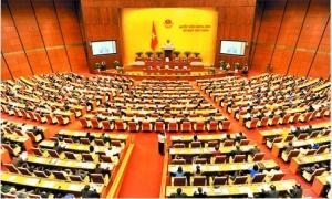 Bế mạc Kỳ họp thứ 9 Quốc hội khóa XIII