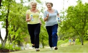 Người cao tuổi chỉ nên luyện tập 15 phút mỗi ngày