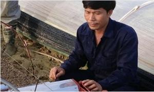 Lão nông Việt Nam chế robot khiến người Israel thán phục
