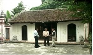 Thăm Nhà thờ Tiến sĩ ở Hưng Yên