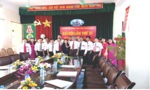 Hội Nông dân tỉnh Hưng Yên Đại Hội chi bộ Hội Nông dân tỉnh Hưng Yên nhiệm kỳ 2015 – 2020