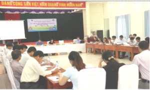 """Hưng Yên: Khởi động dự án """"Nâng cao năng lực kinh doanh cho các hợp tác xã nông nghiệp tại Việt Nam""""."""