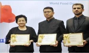 FAO lần đầu tiên vinh danh một nữ nông dân Việt Nam
