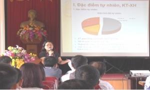 Hoạt động nổi bật trong tháng 11/2016 của Hội Nông dân huyện Văn Lâm