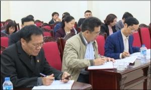 Hội Nông dân thành phố Hưng Yên: Tổng kết công tác Hội và phong trào nông dân năm 2016.