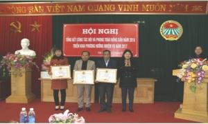 Văn Lâm: Tổng kết Công tác Hội và phong trào nông dân năm 2016.
