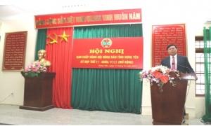 Hội Nông dân tỉnh Hưng Yên: Tổng kết công tác Hội và phong trào nông dân năm 2016.
