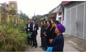 Hội Nông dân phường Hiến Nam: Điểm sáng trong công tác hòa giải