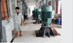 Hưng Yên: Bảo đảm nước tưới cho cây trồng