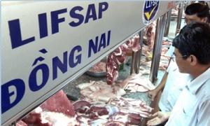 """Thực phẩm sạch """"đổ bộ"""" chợ nông thôn"""