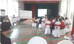 HND huyện Phù Cừ: Hội nghị tập huấn bình đẳng giới