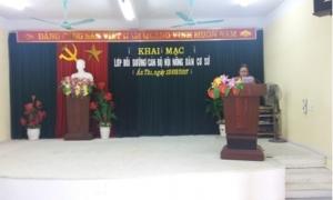 Tin của Hội Nông dân huyện Ân Thi năm 2017