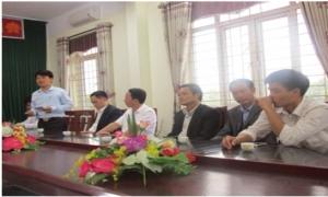 HND huyện Yên Mỹ: Tham quan học tập kinh nghiệm về thành lập Hợp tác xã.