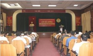 90 học viên cấp tỉnh, huyện khu vực phía Bắc được tập huấn công tác Hội