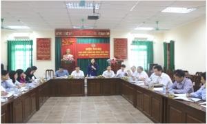 Ngày 24/04/2017, Hội Nông dân tỉnh Hưng Yên tổ chức hội nghị Ban Chấp hành mở rộng, kỳ họp lần thứ 12 khóa VIII.