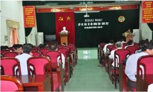 HND huyện Mỹ Hào: Tập huấn nghiệp vụ công tác Hội