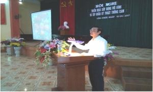 Hội Nông dân tỉnh Hưng Yên: Hội nghị tập huấn, chuyển giao KHKT và hỗ trợ mô hình ứng dụng tiến bộ KHKT vào sản xuất cho hội viên nông dân năm  2017