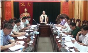 Giám sát thực hiện Nghị quyết Trung ương 4 và Chỉ thị 05 tại thành phố Hưng Yên và Văn Giang