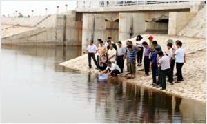 Hưng Yên thả cá giống tái tạo nguồn lợi thủy sản