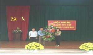Chi hội nghề nghiệp chăn nuôi của Hội Nông dân xã Phạm Ngũ Lão đi vào hoạt động