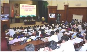 Khai mạc kỳ họp thứ tư - HĐND tỉnh Hưng Yên khóa XVI