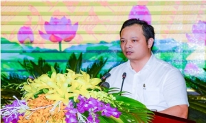 Ông Bùi Thế Cử được bầu làm Phó chủ tịch UBND tỉnh Hưng Yên