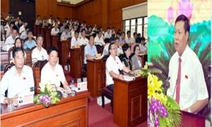 Kỳ họp thứ tư - HĐND tỉnh khóa XVI thành công tốt đẹp