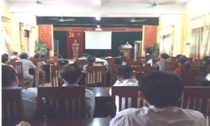 HND huyện Mỹ Hào: Hội nghị Ban chấp hành (mở rộng) kỳ họp thứ 14