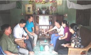 Hội nông dân huyện Mỹ Hào với công tác đền ơn đáp nghĩa