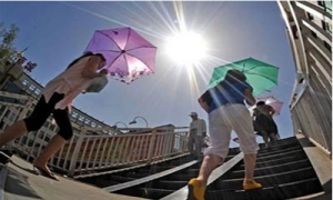 Dự báo thời tiết hôm nay (10.8): Nắng nóng trên toàn miền Bắc sẽ giảm nhiệt