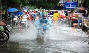 Dự báo thời tiết hôm nay (28.8): Ảnh hưởng bão số 7, đầu tuần Bắc Bộ mưa trên diện rộng