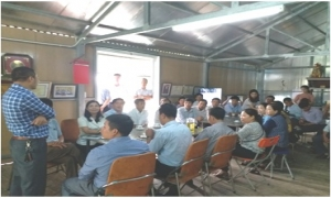 Hội Nông dân tỉnh Hưng Yên: Tổ chức đoàn thăm quan, học tập kinh nghiệm tại Bắc Ninh.