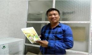 """""""Vua"""" nghệ Chí Tân"""
