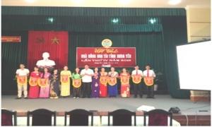 Hội thi Nhà nông đua tài tỉnh Hưng Yên năm 2016