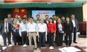 HND huyện Khoái Châu: Ra mắt câu lạc bộ Nông dân sản xuất kinh doanh giỏi