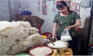 Hưng Yên: Thóc, gạo bất ngờ tăng giá sau vụ thu hoạch