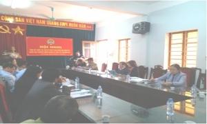 Công tác Hội và phong trào nông dân huyện Kim Động một năm nhìn lại.