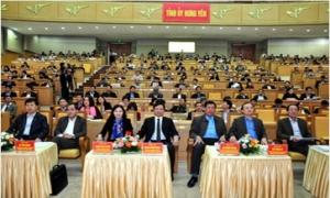Hội nghị toàn quốc học tập, quán triệt, triển khai thực hiện Nghị quyết Trung ương 6 khóa XII