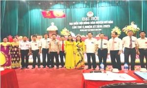 Đại hội đại biểu Hội Nông dân huyện Mỹ Hào lần thứ X nhiệm kỳ 2018 - 2023