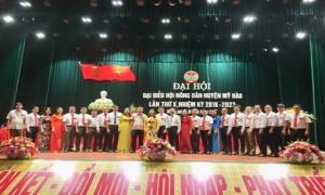 Cán bộ, hội viên nông dân góp sức xây dựng quê hương Mỹ Hào phát triển toàn diện