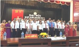 Đại hội đại biểu Hội Nông dân huyện Yên Mỹ lần thứ XII, nhiệm kỳ 2018 - 2023.