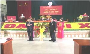 Tin Đại hội Đại biểu HND phường Lam Sơn lần thứ X, nhiệm kỳ 2018 - 2023.