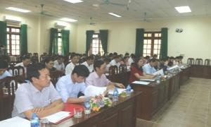 Hội nghị Ban Chấp hành Hội Nông dân tỉnh Hưng Yên lần thứ 16 (Khóa VIII) mở rộng