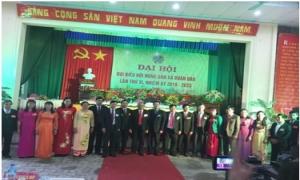 Đại hội Đại biểu Hội Nông dân xã Đoàn Đào lần thứ XI, nhiệm kỳ 2018 - 2023
