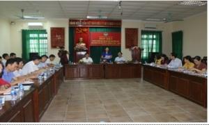 Hưng Yên tổ chức Họp báo tuyên truyền Đại hội Đại biểu Hội Nông dân tỉnh lần thứ IX.