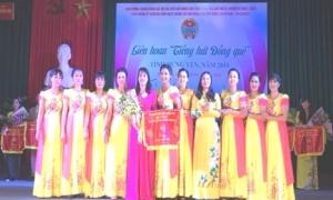 Rộn ràng tiếng hát đồng quê tỉnh Hưng Yên năm 2018