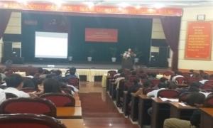 Hội nghị Học tập và quán triệt Nghị quyết Đại hội đại biểu Hội Nông dân tỉnh Hưng Yên lần thứ IX, nhiệm kỳ 2018 - 2023.